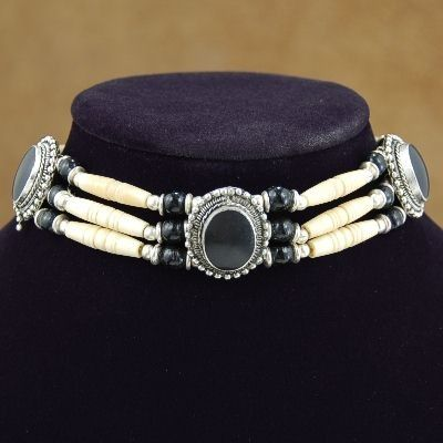 Apache Tears Jewelry | History of the Apache Indian Beaded Jewelry