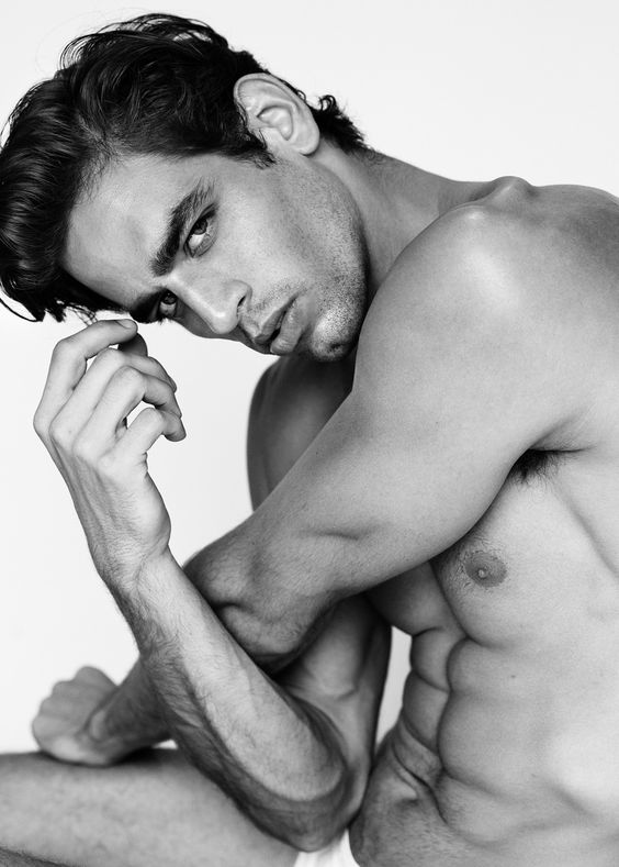Luis Ocasio photographed by Wong Sim