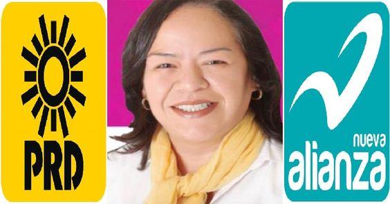 ¿Con quién está realmente la nueva diputada Jeovana Alcántar?, ¿con el PRD o con Nueva Alianza?, porque ambos partidos se disputan su padrinazgo y la Ley Orgánica y de Procedimientos ...