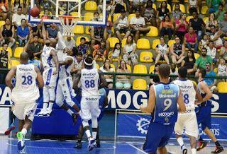 Blog Esportivo do Suíço:  Mogi devolve derrota do Paulista e vence o São José pelo NBB