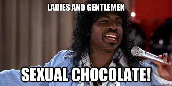 Sexual Chocolate feat. Randy Watson in Coming to America