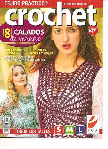 8 Crochet - Calados de verano - Augusta - Álbuns da web do Picasa