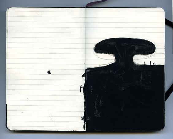 ANISH KAPOOR Sketchbook 2011