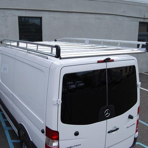 Sprinter Roof Deck Roof Deck Fibreglass Roof Ford Transit Roof Rack