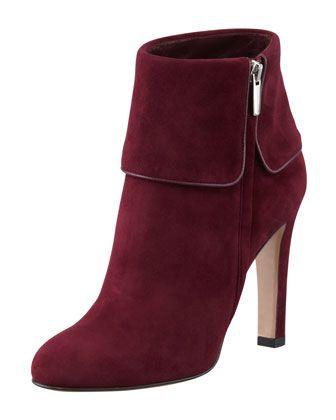 Chic High Heels Booties