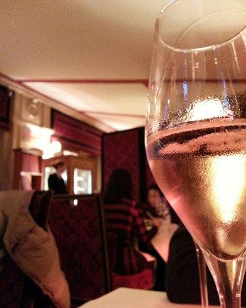 Le Fouquet's champagne