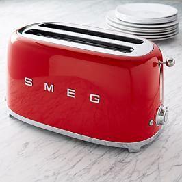 SMEG Toaster - 4 Slice