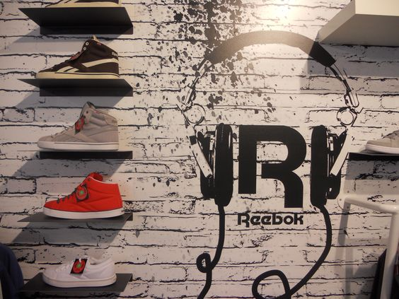 #reebok #jkrproductions #showroom #monza #setup #shoes #sport #street #music