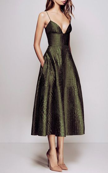 Alex Perry Fall/Winter 2016 Look 2 on Moda Operandi