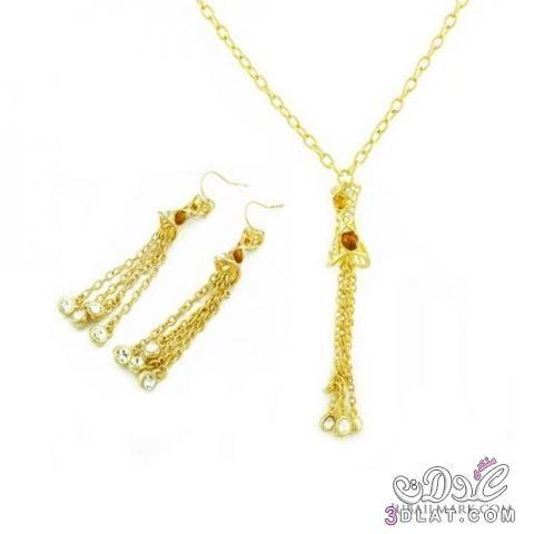 اطقم رائعة اطقم تجنن وشيك اطقم ذهب 2020 Gold Necklace Gold Necklace