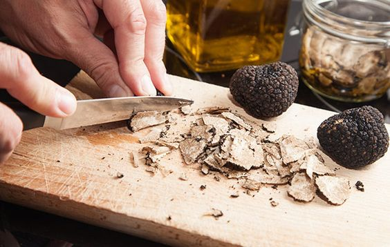 Don't be afraid to cook with truffles. Photo: Thinkstock.