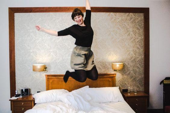 Schlechtwetter? 12 Ideen gegen Langeweile im Hotelzimmer!