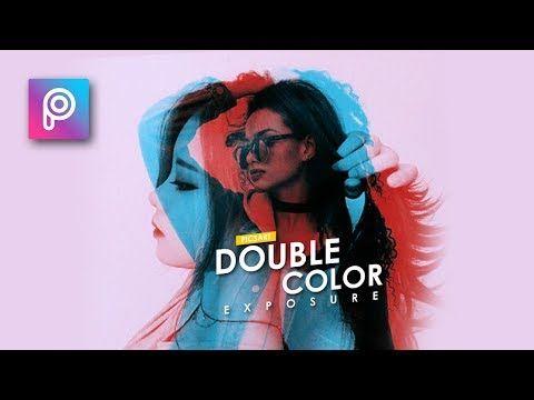Edit Foto Terbaru Cara Edit Foto Double Color Exposure Dg Picsart Picsart Tutorial Indonesia Youtube Editar Fotos Edicao De Fotografia Picsart
