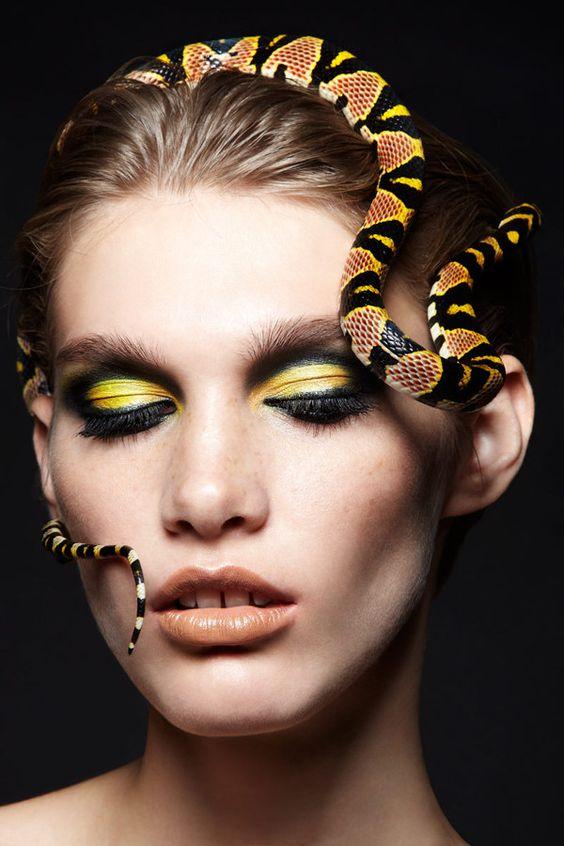 Snakes by Rainwood Productions , via Behance