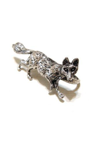Fox Run Two Finger Ring
