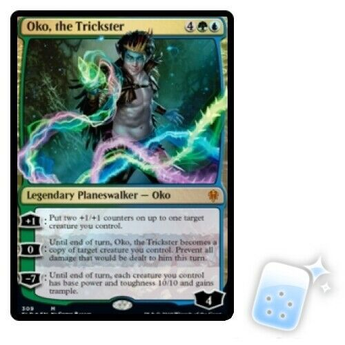English MTG Throne Of Eldraine Fires of Invention NM 1x