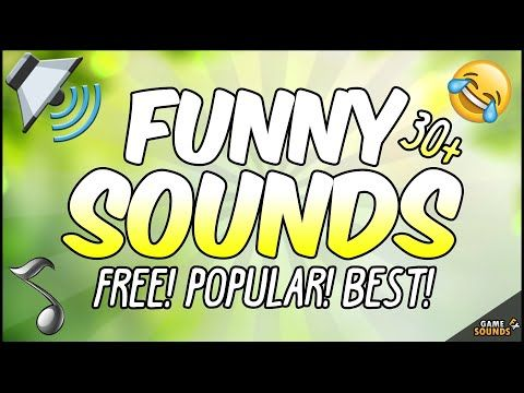 Popular Funny Sound Effects Pack Hd Youtube Sound Sound Effects Free Video Editing Software