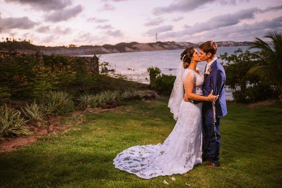 Casamento na praia | Alessandra e Felipe