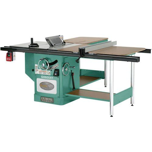 Grizzly G0605x1 Extreme Table Saw 12 Inch Review With Images Cabinet Table Saw Table Saw Best Circular Saw