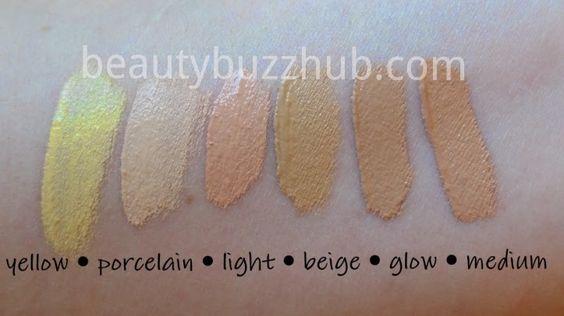 Beautybuzzhub nyx hd photogenic concealer review swatches beauty pinterest concealer - Nyx concealer wand medium ...