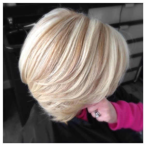 multidimensional #blonde #highlights, color & #lowlights