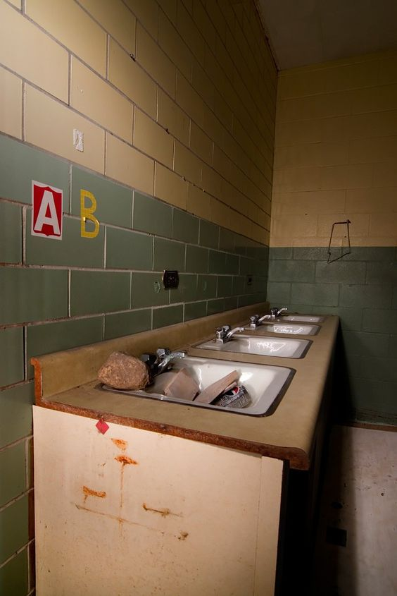 35 Photographs of The Ladd School, by Tom Kirsch
