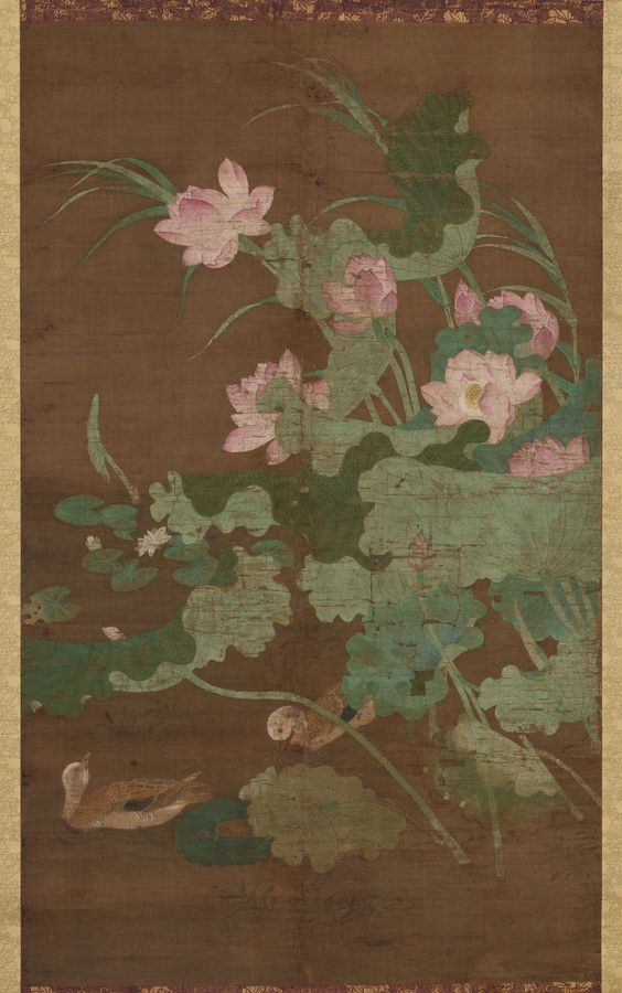 Paintings and songs on pinterest for Dynasty mural works