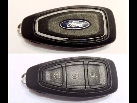 Best How To Change Ford Keyless Remote Key Battery Kuga C Max Mondeo Fiesta Focus Youtube