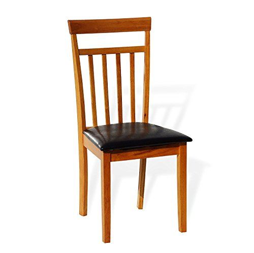 Dining Solid Wooden Kitchen Chair Warm Modern Classic Design In