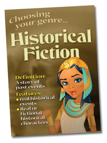 Nonfiction and Historical Fiction Books for Kids in K-8