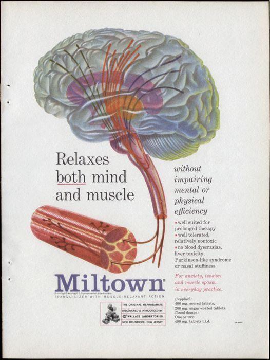 Drug Ads Gallery, 1960-1969 - Prescription Drug Ads - ProCon.org