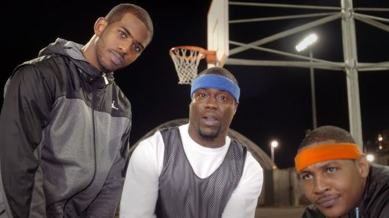 Kevin Hart feat. Ice Cube, Chris Paul, Carmelo Anthony