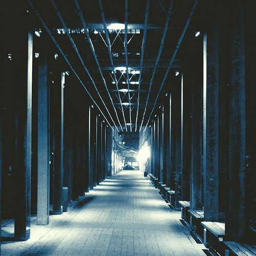 Blue steel (by azadehbanai)