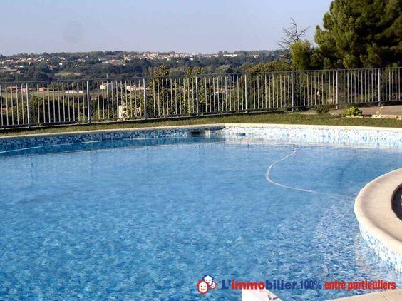 5mn Uzès, situation dominante vue imprenable 180° sur la plaine de l'eure. Maison d'architecte, piscine 130M2, comprenant salon cathédrale 55M2, mezzanine, cuisine, 3 chambres, 2 salles d'eau, salle de bains, cellier, atelier.http://www.partenaire-europeen.fr/Annonces-Immobilieres/France/Languedoc-Roussillon/Gard/Vente-Maison-Villa-F6-SAINT-QUENTIN-LA-POTERIE-940554 #maison #piscine