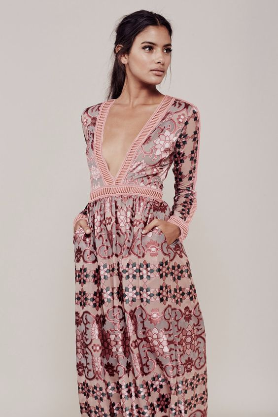 On the blog...Cult Following: For Love & Lemons @serenebohemian