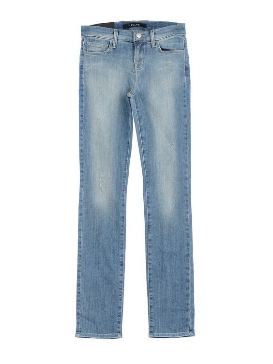 JBRAND 811 Mid-Rise Skinny Leg in Mesmerize