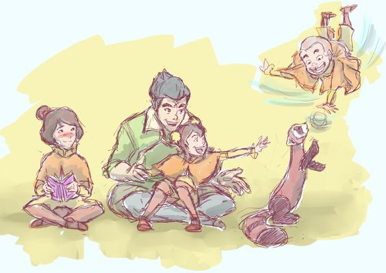 Bolin, the Bestest Babysitter by =siquia