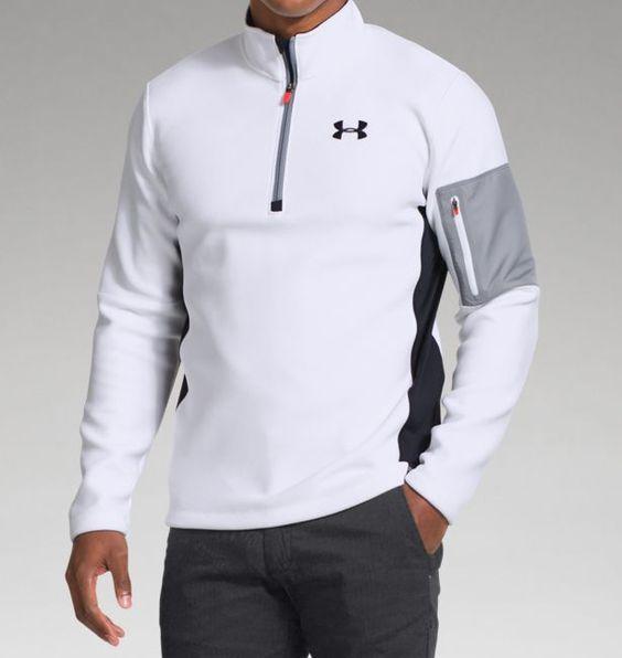 Men's UA TundraBloc ¼ Zip