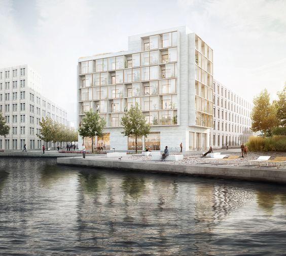 Södra Värtan – housing for Erik Wallin – petra gipp arkitektur ab ...