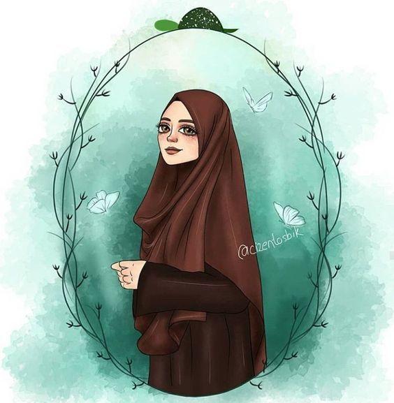 Bayanlar Icin Islami Profil Resimleri Islamic Profile Pictures For Women Resim Resimler Resim Duvari