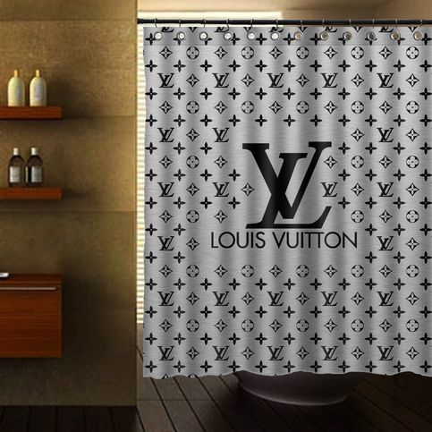 Custom Shower Curtain This Polyester Shower Curtain Is Able To