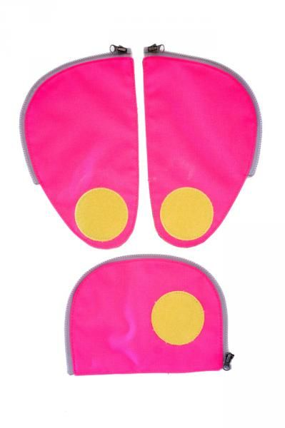 Ergobag Pack Sicherheitsset Pink