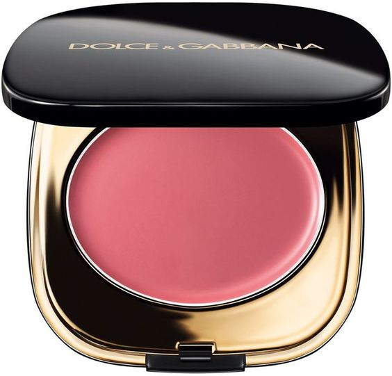 Dolce & Gabbana Make-Up Blush Of Roses Creamy Face Colour