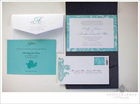 invite layout