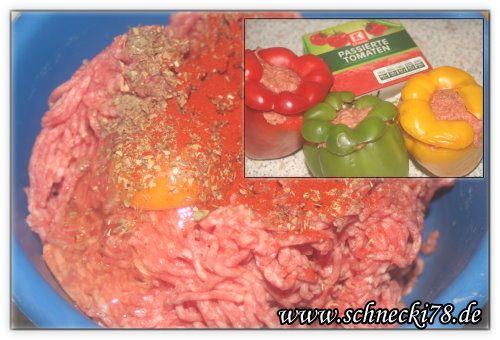 Rezept Gefüllte Paprikaschoten #Rezept #kochen http://schnecki78.de/2014/08/rezept-gefuellte-paprika-mit-kartoffelbrei/   Schönes Wochenende euch allen! LG