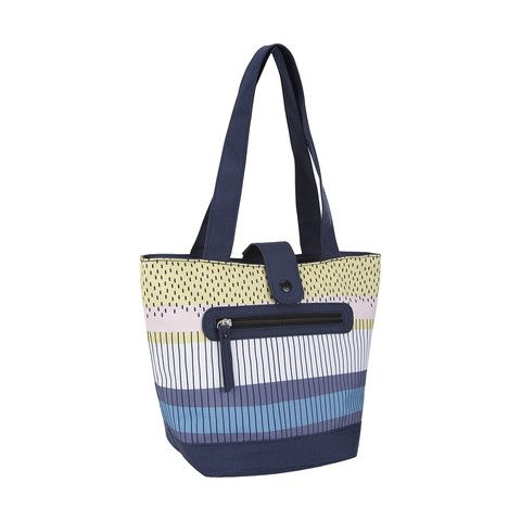 Deluxe Insulated Lunch Bag - Natural   Kmart