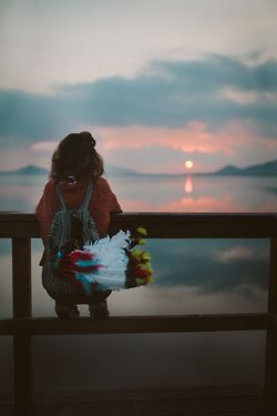 """é tão chato ter que viver no talvez e o pior fica quando tudo se baseia-se em """"e se"""".."""