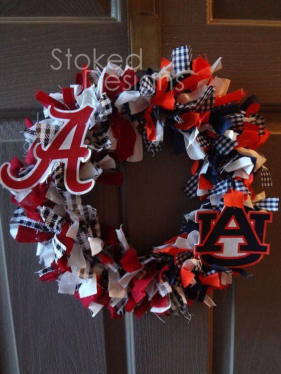 Alabama Crimson Tide / Auburn Tigers NEED!