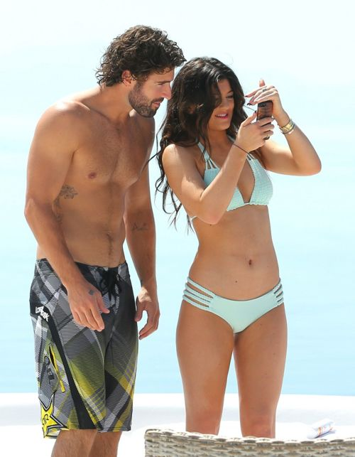 Brody Jenner And Kylie Jenner