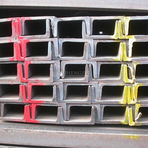 Cheap Price Universal Channel Steel Lip Channel Steel U Type Q235 Ss400 Steel Manufacturers Steel Manufacturing